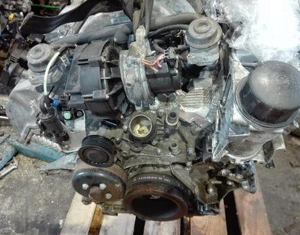 Контрактный двигатель Mercedes E240 4-matic (W211) M 112.917 2,6 177 л.с.