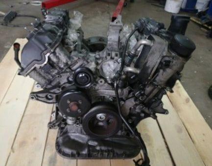 Контрактный двигатель Mercedes E220 4-matic (W210) M 112.941 3,2 224 л.с.
