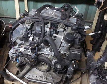 Контрактный двигатель Mercedes Vito II 122 (W639) M 112.951 3,2 218 л.с.