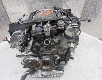 Контрактный двигатель Mercedes ML350 (W163) M 112.970 3,7 235 л.с.
