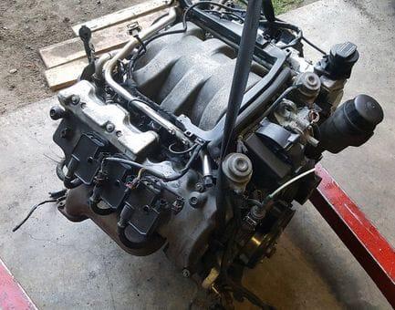 Контрактный двигатель Mercedes Viano 3,7 (W639) M 112.976 3,7 224 л.с.