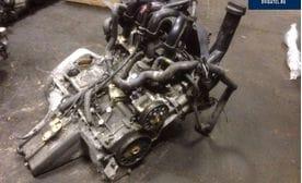 Контрактный двигатель Mercedes A140 (W168) M 166.940 1,4 82 л.с.