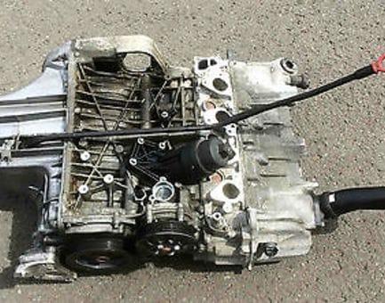 Контрактный двигатель Mercedes A200 (W168) M 266.960 2,0 136 л.с.
