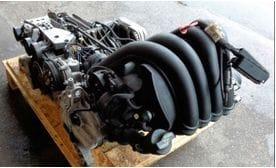 Контрактный двигатель Mercedes B200 (W245) M 266.960 2,0 136 л.с.