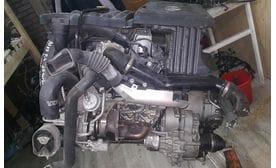 Контрактный двигатель Mercedes B200 Turbo (W245) M 266.980 2,0 193 л.с.