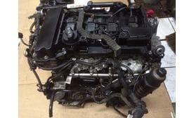 Контрактный двигатель Mercedes C180 CGI (W204) M 271.820 1,8 156 л.с.