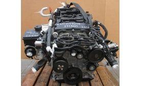 Контрактный двигатель Mercedes E200 CGI (W212)  M 271.860 1,8 184 л.с.