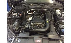 Контрактный двигатель Mercedes E250 CGI (W212) M 271.860 1,8 204 л.с.