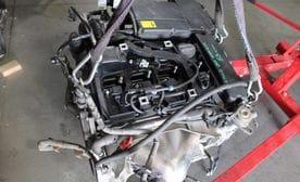 Контрактный двигатель Mercedes C180 Kompressor (W203) M 271.946 1,8 143 л.с.