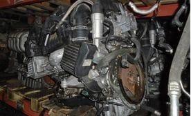 Контрактный двигатель Mercedes C180 Kompressor (W204) M 271.952 1,8 156 л.с.