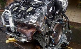 Контрактный двигатель Mercedes E200 Kompressor (W211) M 271.956 1,8 184 л.с.