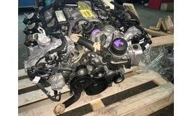 Контрактный двигатель Mercedes C230 4-matic (W204) M 272.911 2,5 204 л.с.