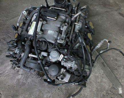 Контрактный двигатель Mercedes C280 (W203) M 272.940 3,0 231 л.с.
