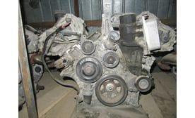 Контрактный двигатель Mercedes C280 4-matic (W203) M 272.941 3,0 231 л.с.