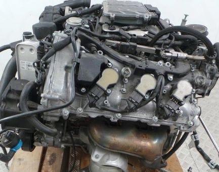 Контрактный двигатель Mercedes E280 4-matic (W211) M 272.943 3,0 231 л.с.