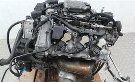 Контрактный двигатель Mercedes S300 (W221) M 272.946 3,0 231 л.с.