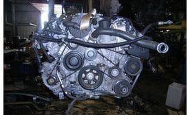 Контрактный двигатель Mercedes C300 4-matic (W204) M 272.948 3,0 231 л.с.