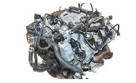Контрактный двигатель Mercedes S350 4Matic (W221) M 272.950 3,5 306 л.с.