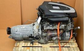 Контрактный двигатель Mercedes E300 (W212) M 272.952 3,0 231 л.с.