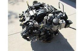 Контрактный двигатель Mercedes C350 4-matic (W203) M 272.960 3,5 272 л.с.