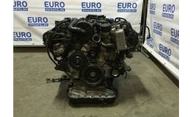 Контрактный двигатель Mercedes C350 4-matic (W203)  M 272.970 3,5 272 л.с.