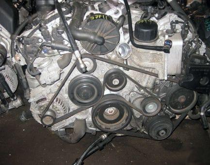 Контрактный двигатель Mercedes C350 4-matic (W204) M 272.971 3,5 272 л.с.