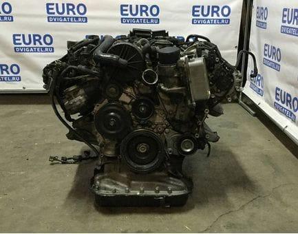 Контрактный двигатель Mercedes E350 4-matic (W211) M 272.972 3,5 279 л.с.