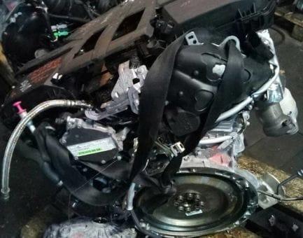 Контрактный двигатель Mercedes E400 4-matic (W212) M 276.820 3,0 333 л.с.
