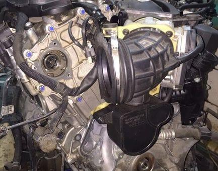 Контрактный двигатель Mercedes E300 BlueEfficiency (W212) M 276.952 3,5 252 л.с.