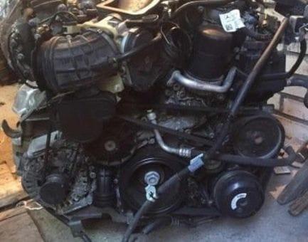Контрактный двигатель Mercedes C350 4-matic (W204) M 276.957 3,5 306 л.с.