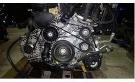 Контрактный двигатель Mercedes C350 (W204) M 276.957 3,5 306 л.с.