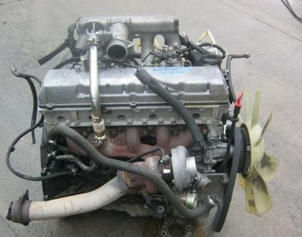 Контрактный двигатель Mercedes Sprinter 2-t 210 D (901, 902) OM 602.980 2,9 102 л.с.