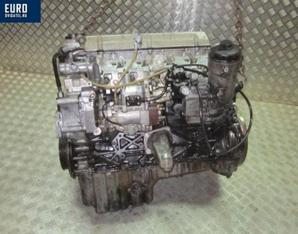 Контрактный двигатель Mercedes Sprinter 4-t 410 D (904) OM 602.980 2,9 102 л.с.