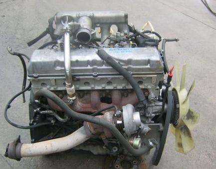 Контрактный двигатель Mercedes Vario 512 D  OM 602.984 2,9 122 л.с.