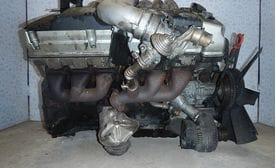 Контрактный двигатель Mercedes E200 D (W210) OM 606.912 3,0 136 л.с.