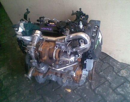 Контрактный двигатель Mercedes A180 CDI (W176) OM 607.951 1,5 109 л.с.