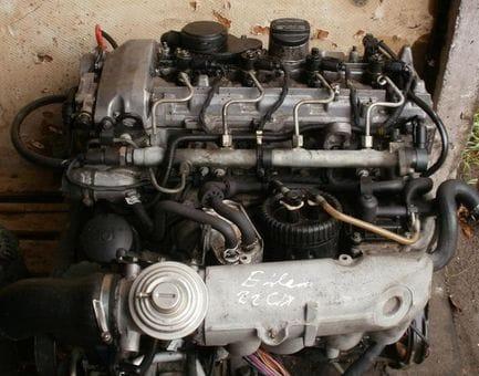Контрактный двигатель Mercedes C220 CDI (W202) OM 611.960 2,2 125 л.с.