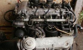 Контрактный двигатель Mercedes E200 CDI (W210) OM 611.961 2,2 102 л.с.