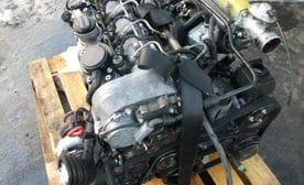 Контрактный двигатель Mercedes E220 CDI (W210) OM 611.961 2,1 136 л.с.