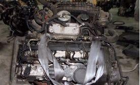 Контрактный двигатель Mercedes C200 CDI (W203) OM 611.962 2,1 116 л.с.