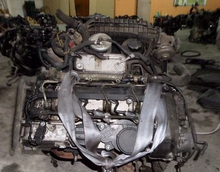 Контрактный двигатель Mercedes C220 CDI (W203) OM 611.962 2,1 143 л.с.