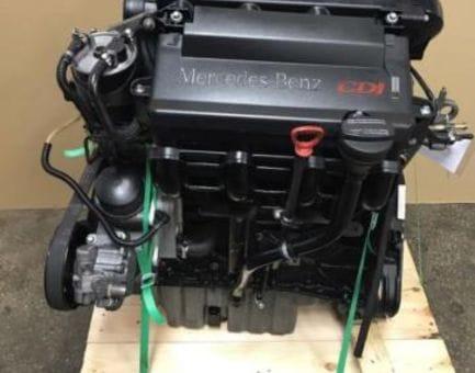 Контрактный двигатель Mercedes V200 CDI (638) OM 611.980 2,2 102 л.с.