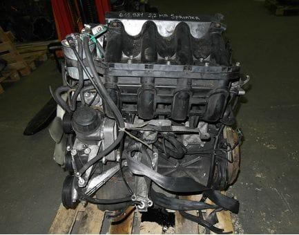 Контрактный двигатель Mercedes Sprinter 3-t 311 CDI 4WD (903) OM 611.981 2,2 109 л.с.
