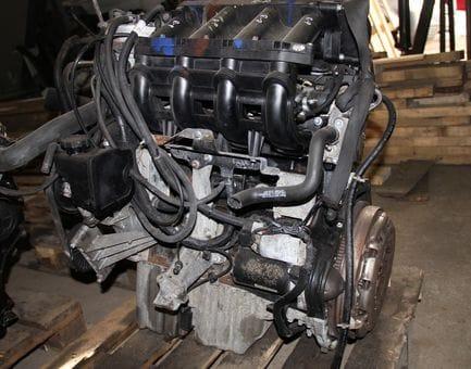 Контрактный двигатель Mercedes Sprinter 2-t 208 CDI (901, 902) OM 611.987 2,2 82 л.с.