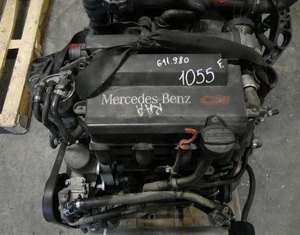 Контрактный двигатель Mercedes Vito 110 CDI 2.2 (638) OM 611LA (75 KW CDI) 2,1 102 л.с.