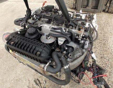 Контрактный двигатель Mercedes C270 CDI (W203) OM 612.962 2,7 170 л.с.
