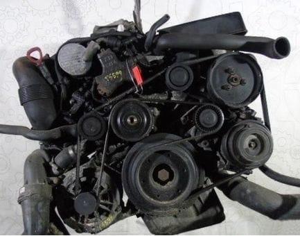 Контрактный двигатель Mercedes E220 CDI (W210) OM 613.961 3,2 197 л.с.