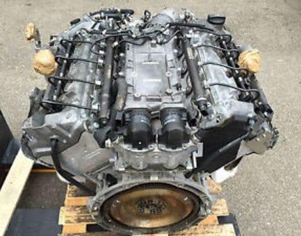 Контрактный двигатель Mercedes ML450 CDI 4-matic (W164) OM 629.912 4,0 306 л.с.