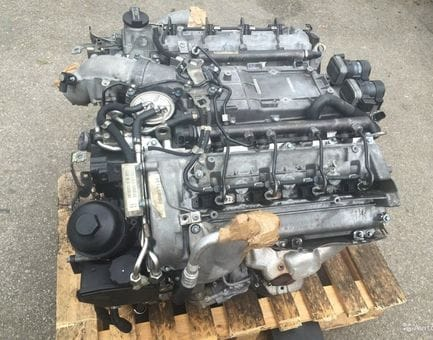 Контрактный двигатель Mercedes ML350 CDI 4-matic (W164) OM 642.820 3,0 214 л.с.