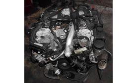 Контрактный двигатель Mercedes ML350 CDI 4-matic (W164) OM 642.822 3,0 258 л.с.
